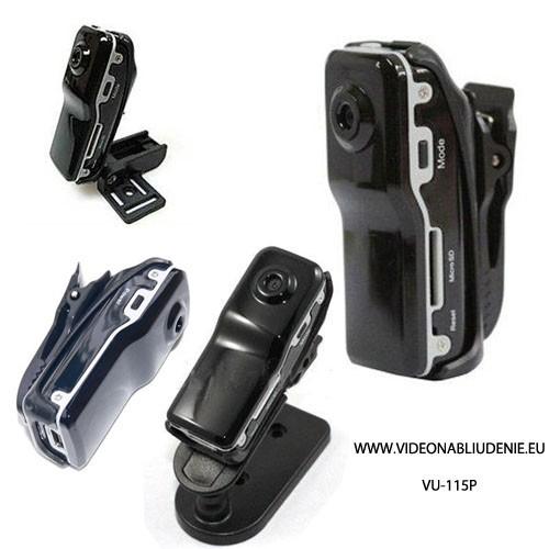 Спортна екшън камера VU-115P